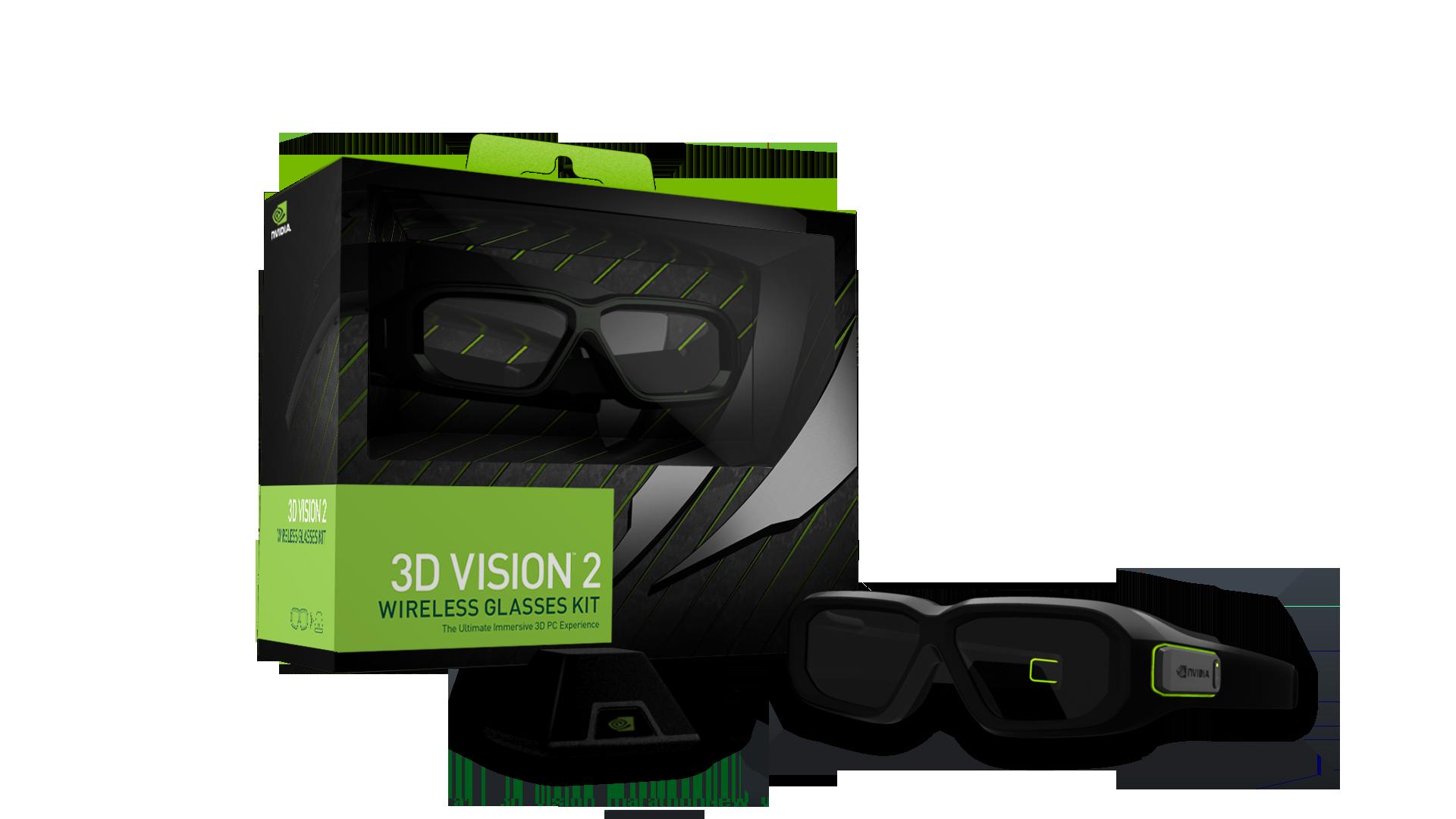 Systeme de vision 3D Nvidia