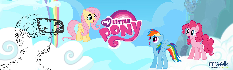 bandeau pour notre film VR My Little Pony