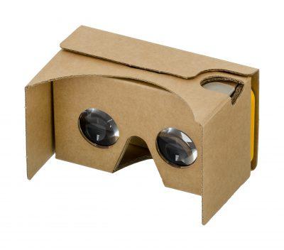 casque cardboard de google