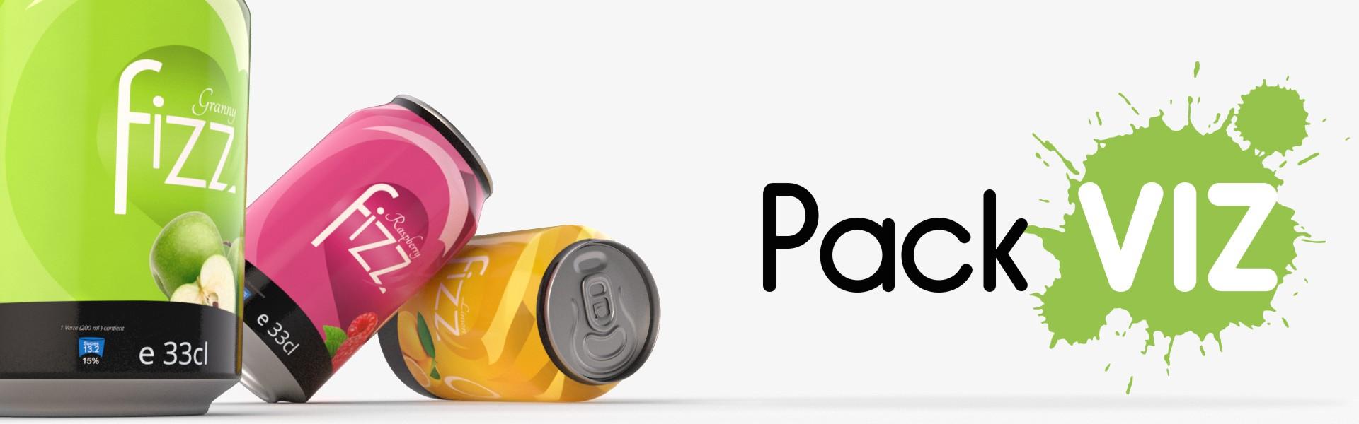 Présentation du concept du service PackViz