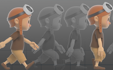 Nos techniques d'animation 3D