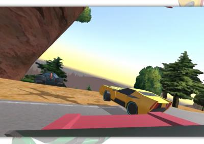 opération VR avec casque oculus pour Hasbro