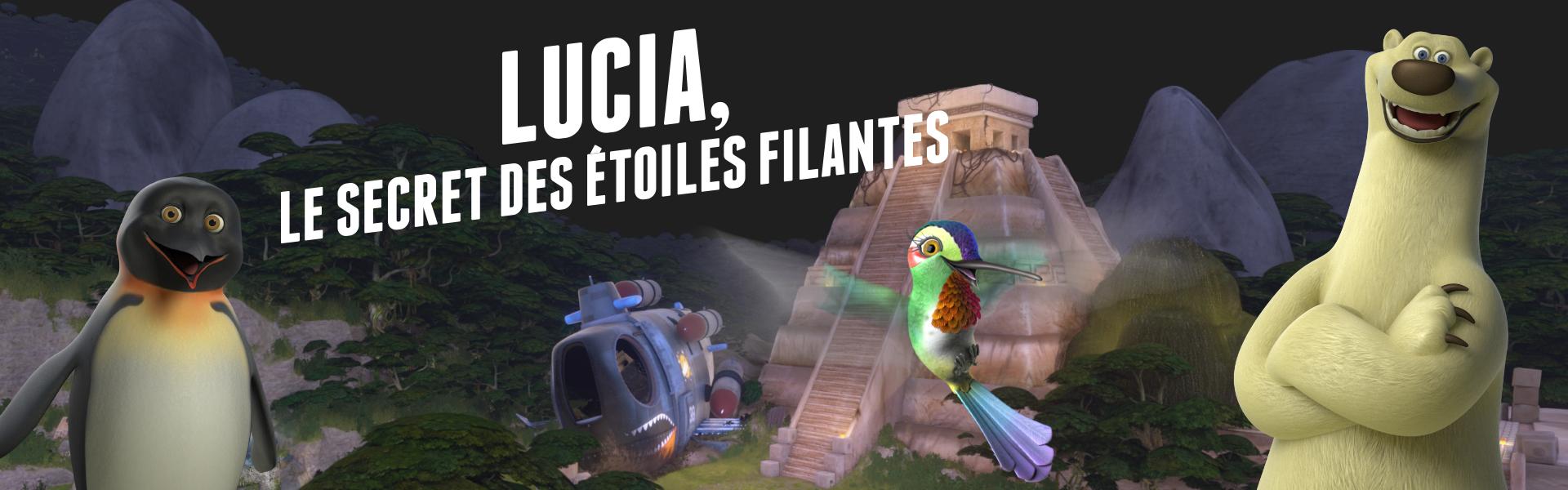 bandeau de notre film Lucia