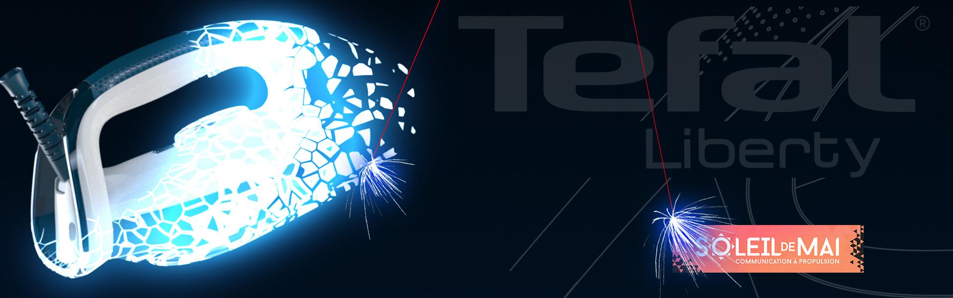 Tefal Liberty Iron