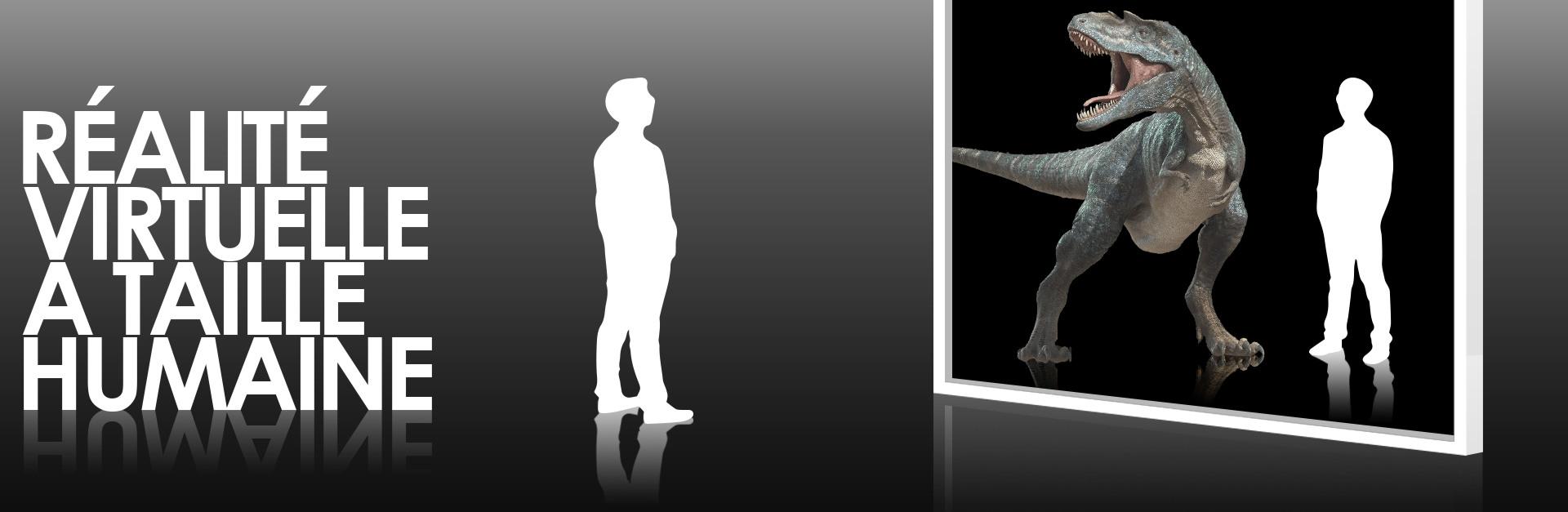 Réalité augmentée à taille humaine