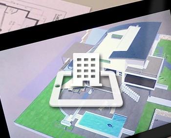 Réalité augmentée pour l'architecture et l'immobilier
