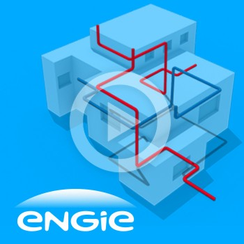 Film motion design BIM : Engie