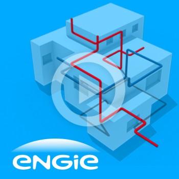 Film motion design BIM – Engie