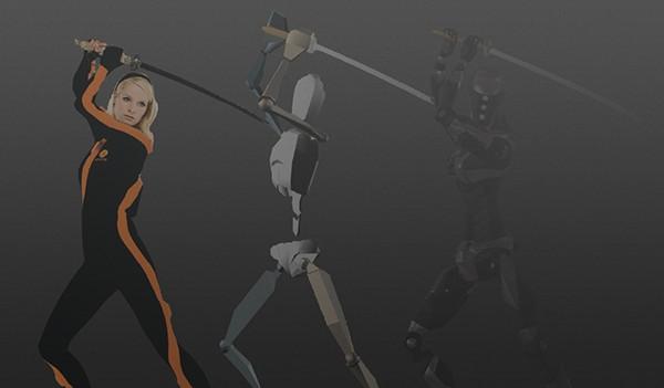 Animation motioncapture