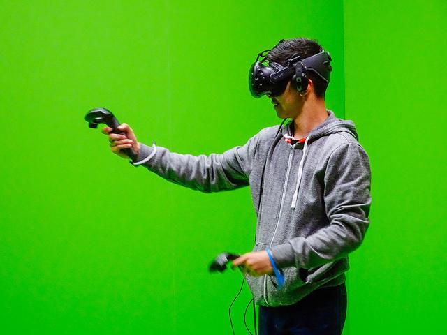 la roomscale dans la réalité virtuelle