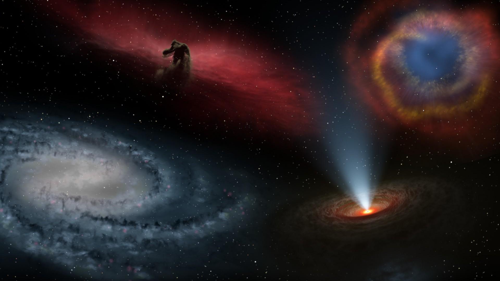 image de l'espace
