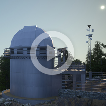 Présentation d'un télescope – Colibri