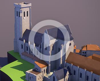 Film historique – Abbaye Royale de Celles-sur-Belle