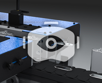 Vidéo 360° VR d'une chaîne de produit  – Iris Inspection Machine