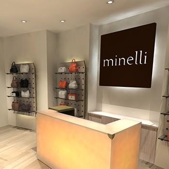 Implantation de magasin : Minelli