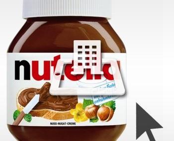Application interactive street-marketing – Ferrero