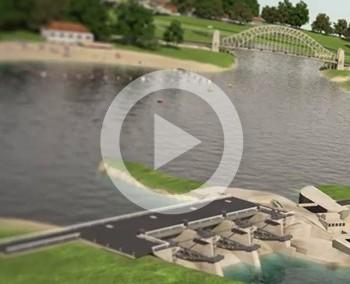 Film institutionnel pédagogique sur le cycle de l'eau – CNR