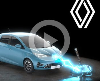 Show holographique – Renault & Marvel