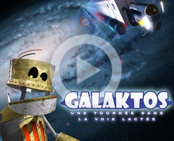 Film d'animation grand public – Planétarium Saint-Etienne