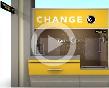 Présentation virtuelle espace de vente 3d – Global Cash