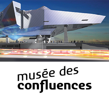 Film grand public relief : Musée des confluences