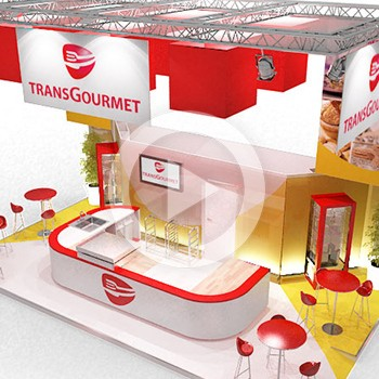 Visite virtuelle stand : Gl Events