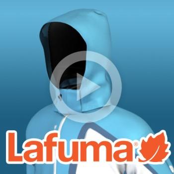 Présentation avantage technique produit : Lafuma